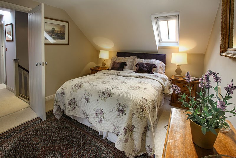 The Douglas Room at Throphill Grange