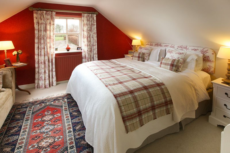 The Scott Room at Throphill Grange