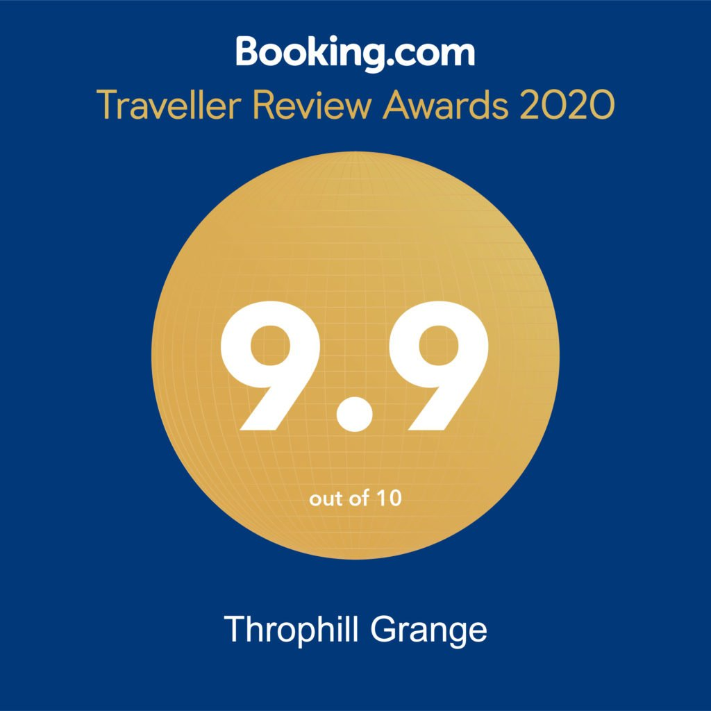 Booking.com Award of 9.9