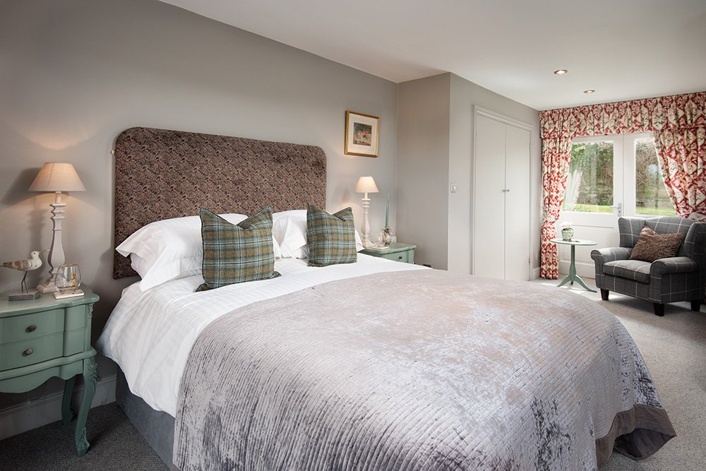 The Percy Room at Throphill Grange